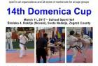''14th Domenica Cup'' Samobor 11th of March, 2017